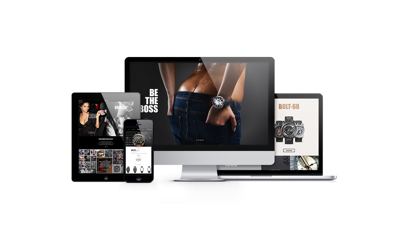 BOMBERG_Responsive-showcase-presentation