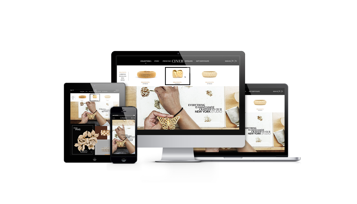 CINER_Responsive-showcase-presentation