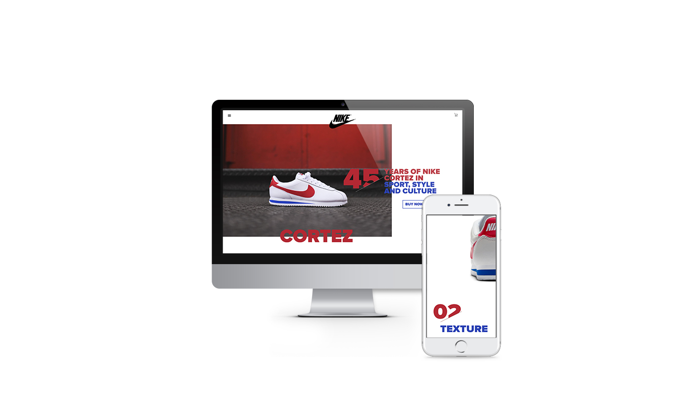 NIKE_Responsive-showcase-presentation